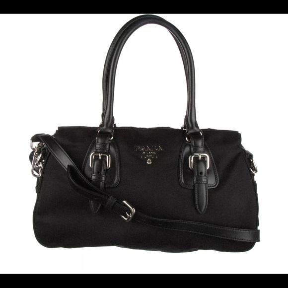 0cfd15d2b61c Prada Bags | New Tessuto Nylon Calfskin Convertible Bag | Poshmark
